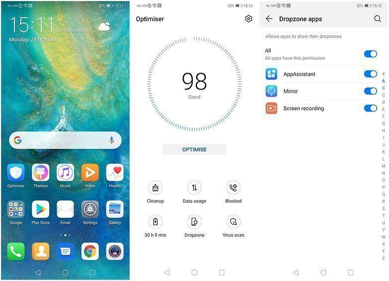 Как полностью запретить рекламу в приложениях Huawei или Honor